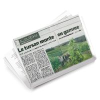 Le tursan monte en gamme la république juin2011